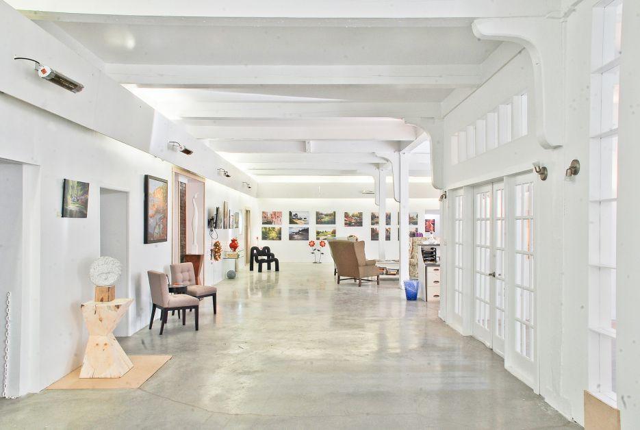 Cedar Centre Downstairs Hallway