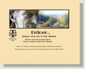 EyeScape poster