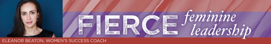 Fierce feminine Leadership banner